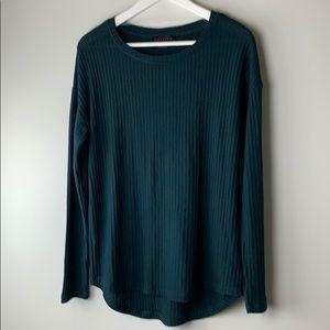 Sanctuary boyfriend fit lightweight shirt